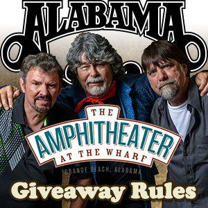 Alabama at the Wharf Contest Rules