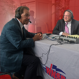 LISTEN: Nick Saban on Talkin' Football