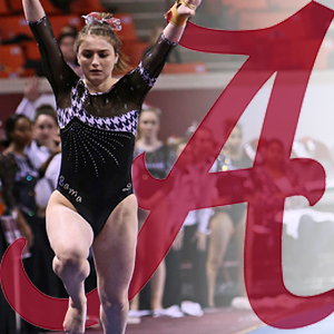 Abby Ambrecht, Alabama gymnastics beat Georgia in SEC opener