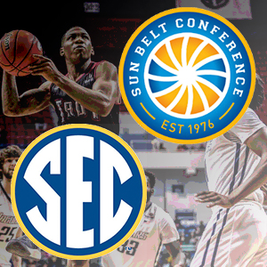 Conference Tournament Previews: SEC and Sun Belt