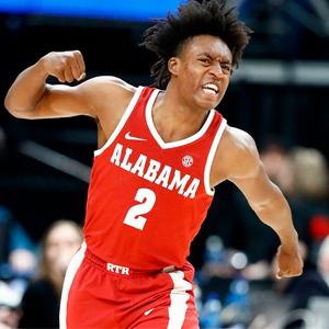 SEC Tournament: Second half run fuels Alabama past Auburn