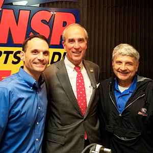 LISTEN: Mayor Sandy Stimpson on the Opening Kickoff