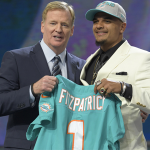 NFL Draft Recap: First Round