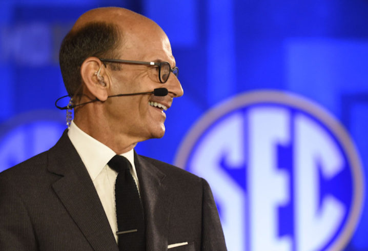 LISTEN : Paul Finebaum joined The Opening Kickoff