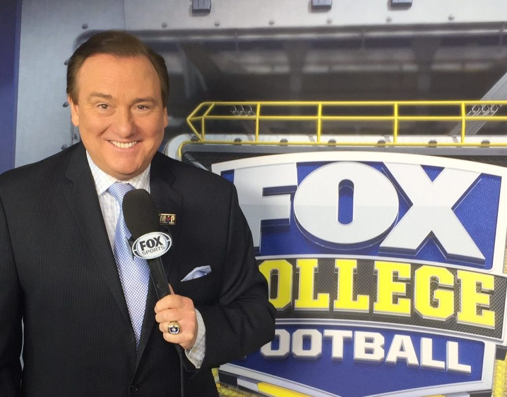 WNSP interview with Tim Brando!
