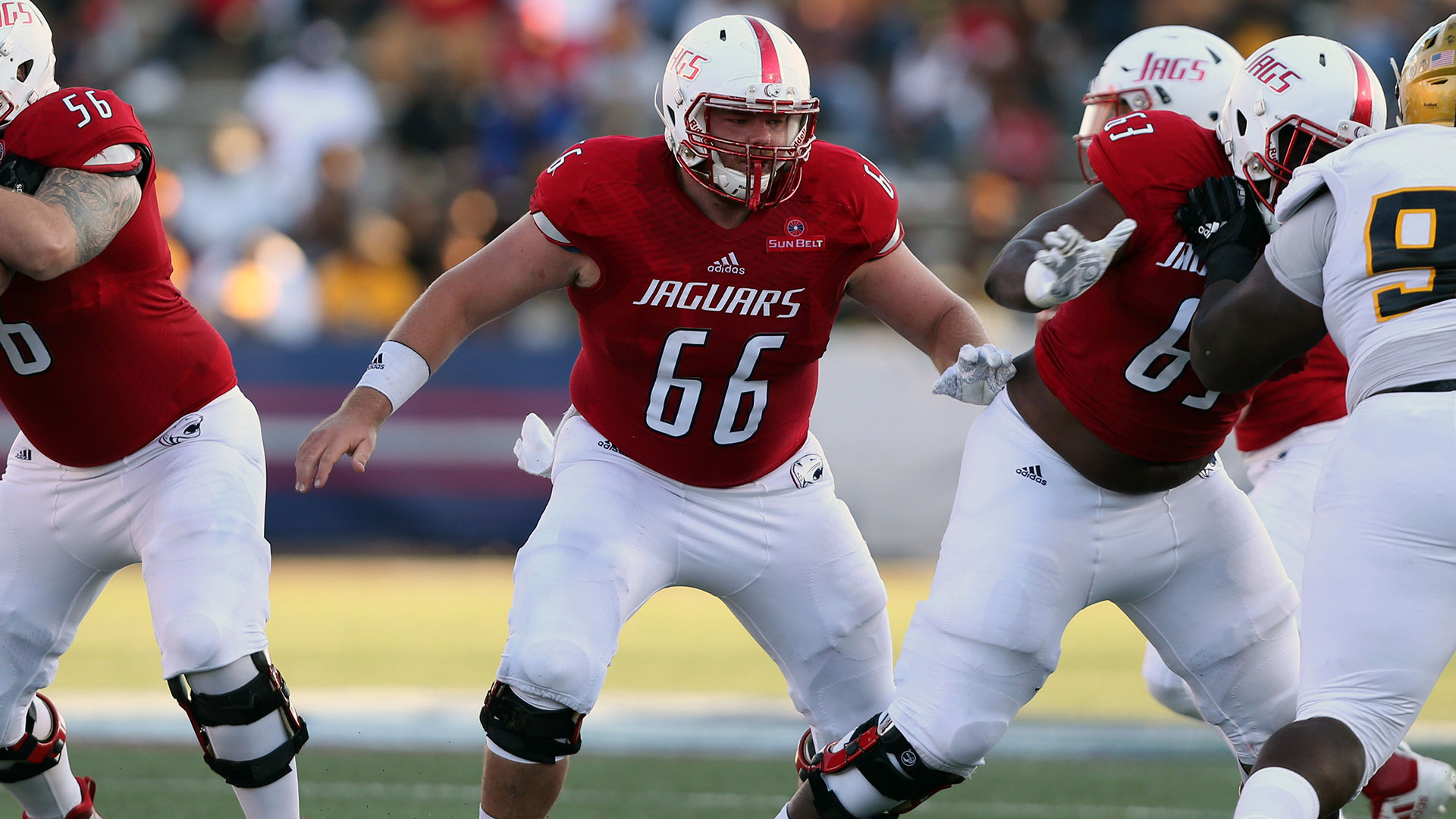 WNSP interview with Brian Ankerson, center at South Alabama
