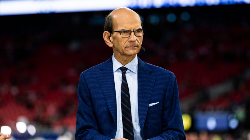 WNSP interview with Paul Finebaum!