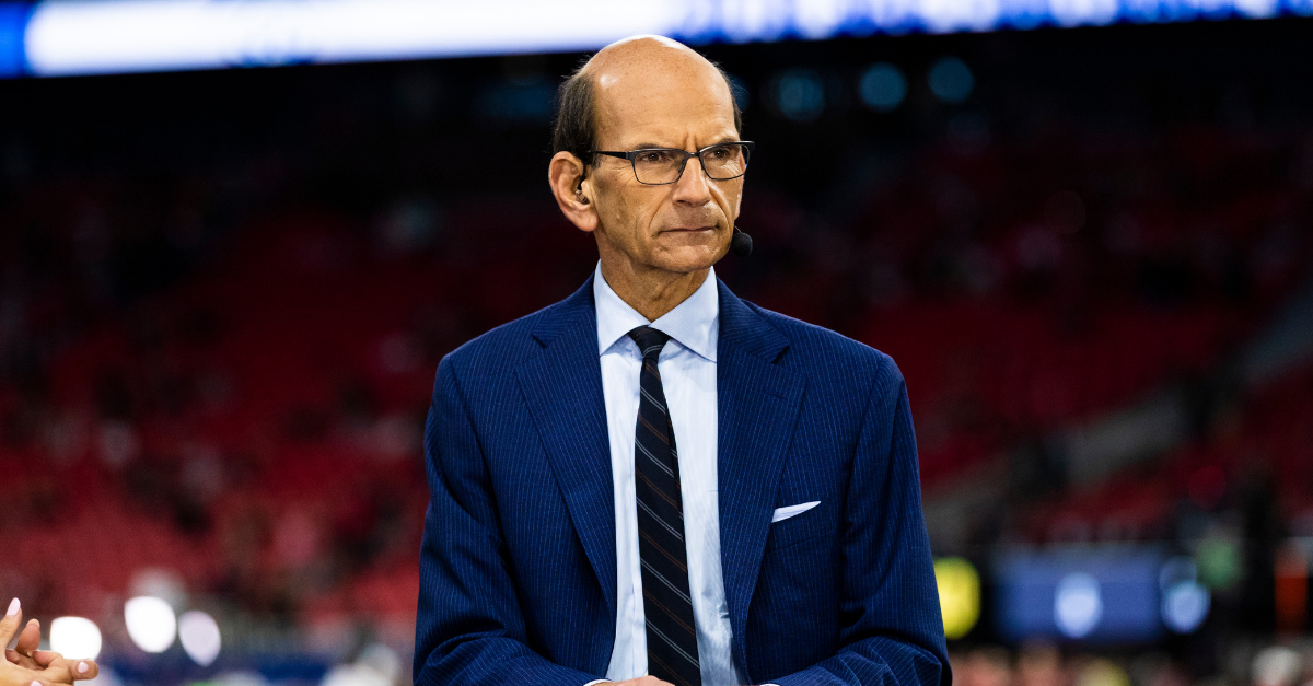 LISTEN: As always, Paul Finebaum brings the heat when talking SEC officiating, Alabama, Auburn and so much more!