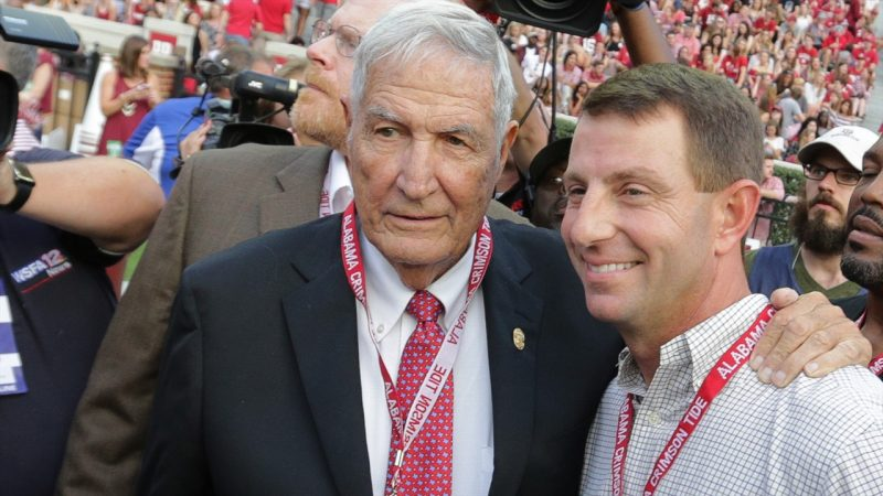WNSP interview with Gene Stallings