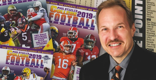 WNSP interview with Phil Steele!