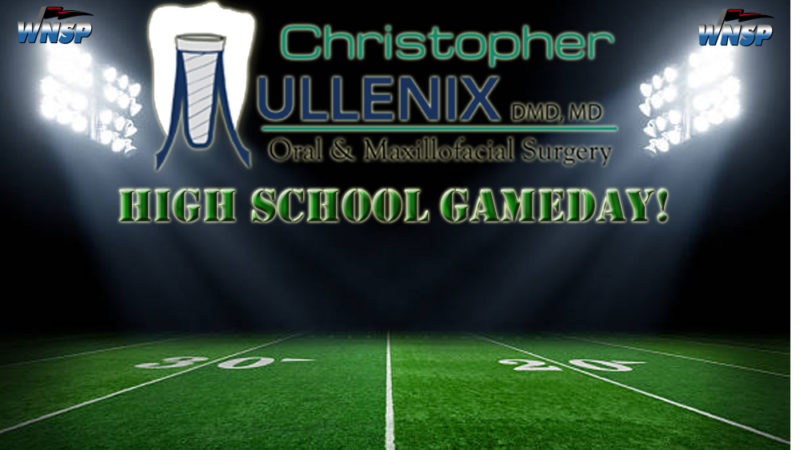 THIS WEEK! Dr. Christopher Mullenix High School Game Day from the campus of McGill-Toolen!