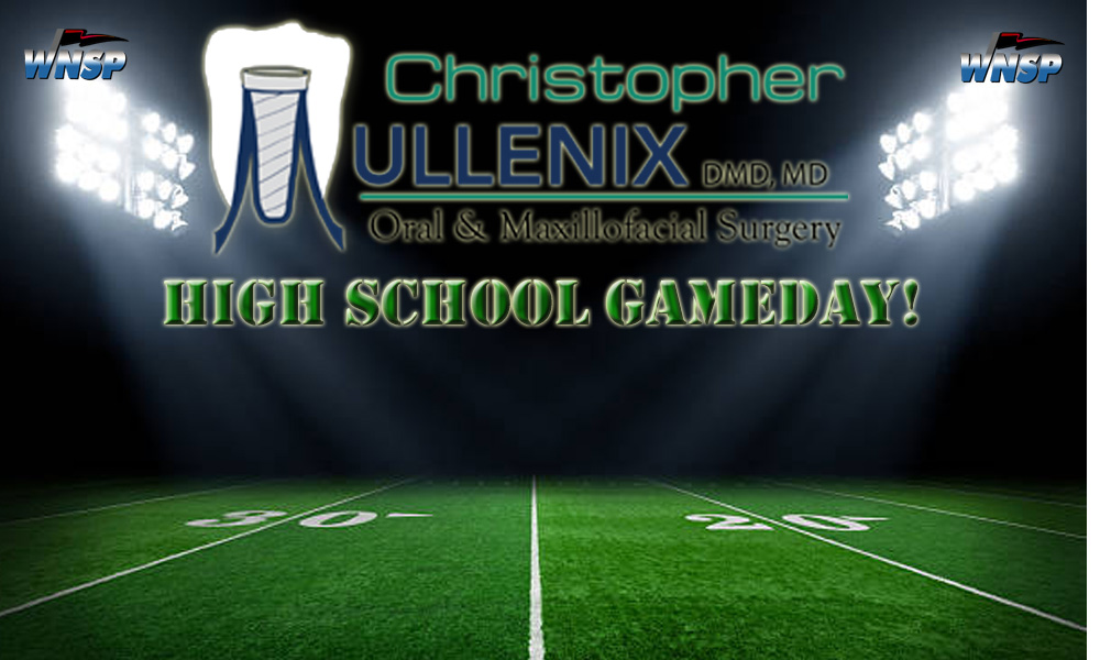 THIS WEEK! Dr. Christopher Mullenix High School Game Day from the campus of Mobile Christian!