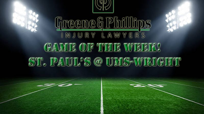 TUNE IN every Friday night for the Greene and Phillips Game of the Week!