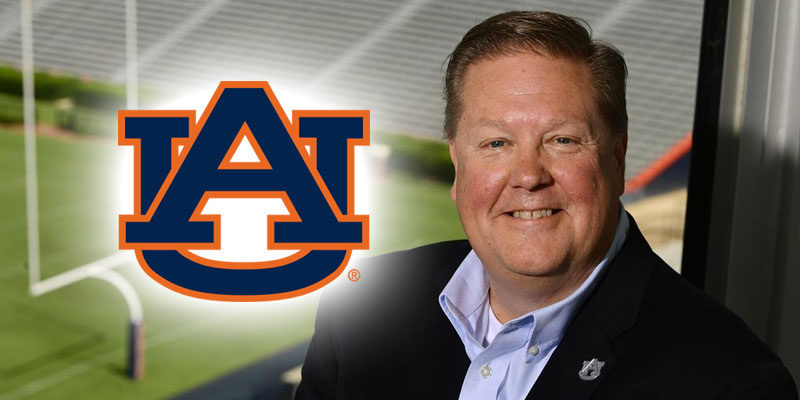 WNSP interview with Andy Burcham, voice of the Auburn Tigers!