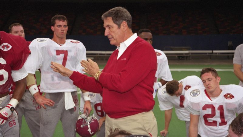 WNSP interview with Gene Stallings!
