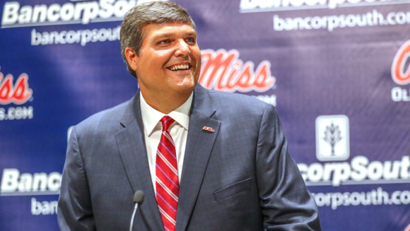 WNSP interview with Neal McCready, who joined Mark and Lee to talk Ole Miss!