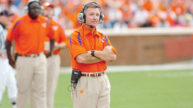 WNSP interview with Tommy Bowden!