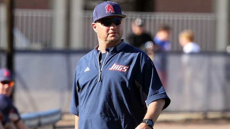 WNSP interview with South Alabama baseball head coach, Mark Calvi!