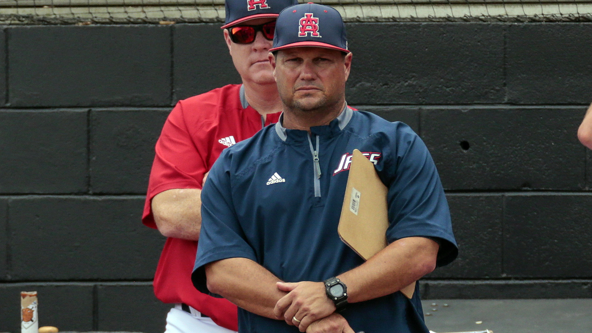 WNSP interview with head coach of the South Alabama Jaguars baseball team, Mark Calvi!