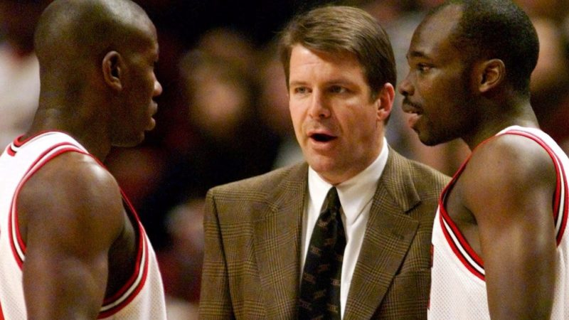 LISTEN: Tim Floyd talks about coaching the Bulls in the wake of the Michael Jordan era!