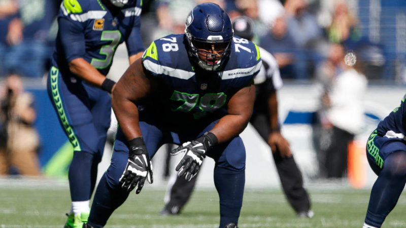 LISTEN: Catching up with DJ Fluker as he takes on a new challenge with the Baltimore Ravens!