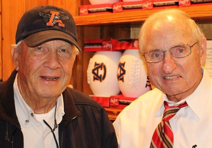 LISTEN: Vince Dooley remembers the life of his friend Pat Dye