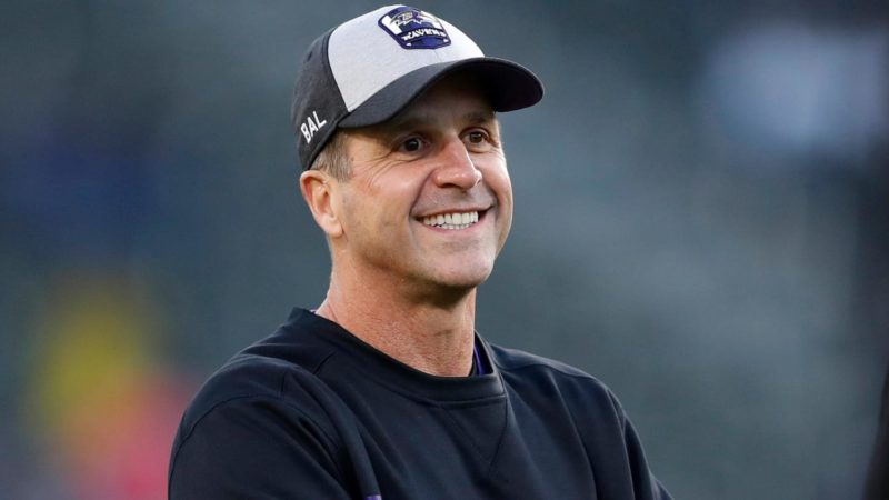 John Harbaugh, Ravens HC, joined The Opening Kickoff to preview the season!
