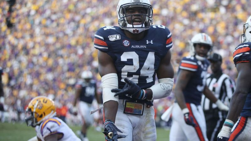LISTEN: Catch up with former Auburn DB Daniel Thomas as he makes his transition to the NFL!