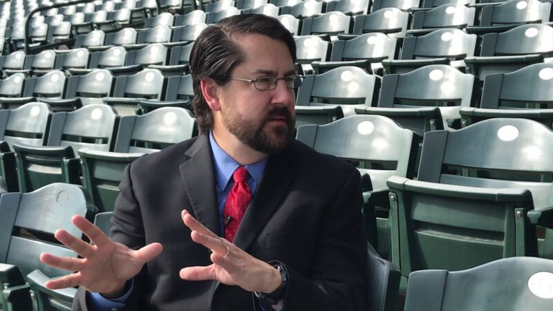 """LISTEN: ESPN's Ryan McGee talks SEC and his new book """"Sidelines and Bloodlines""""!"""