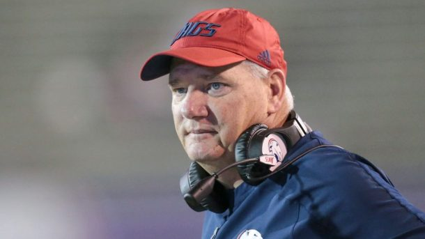 LISTEN: South Alabama head coach Steve Campbell reflects on a big home loss to UAB