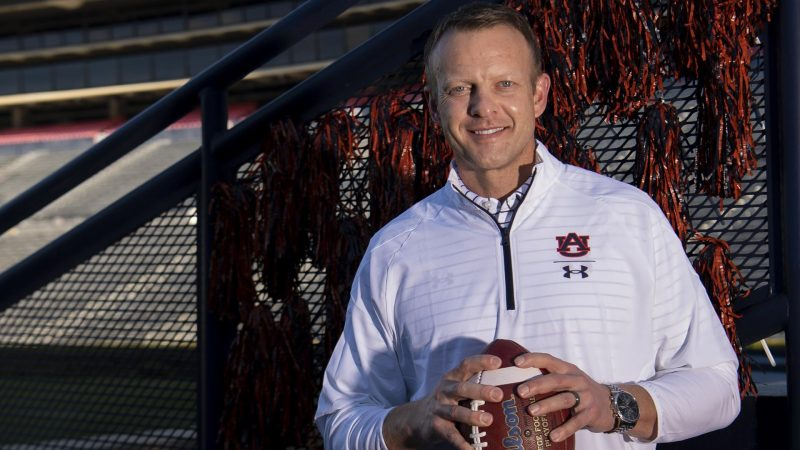 LISTEN: Get to know new Auburn head coach Bryan Harsin as he makes his WNSP debut!