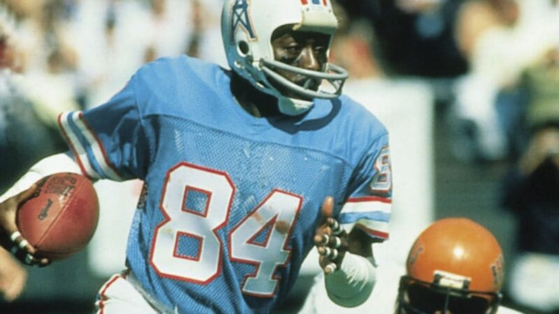 "LISTEN: Learn how to celebrate a touchdown with the great Billy ""White Shoes"" Johnson!"