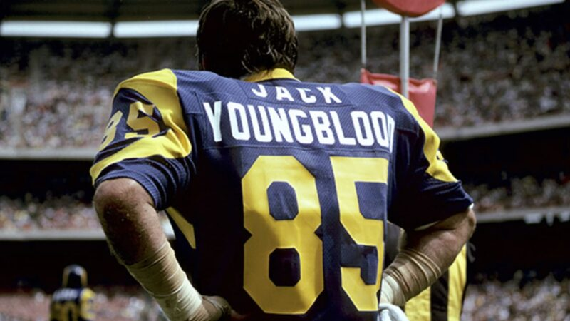LISTEN: Hall of Famer Jack Youngblood talks Super Bowl and his amazing career!