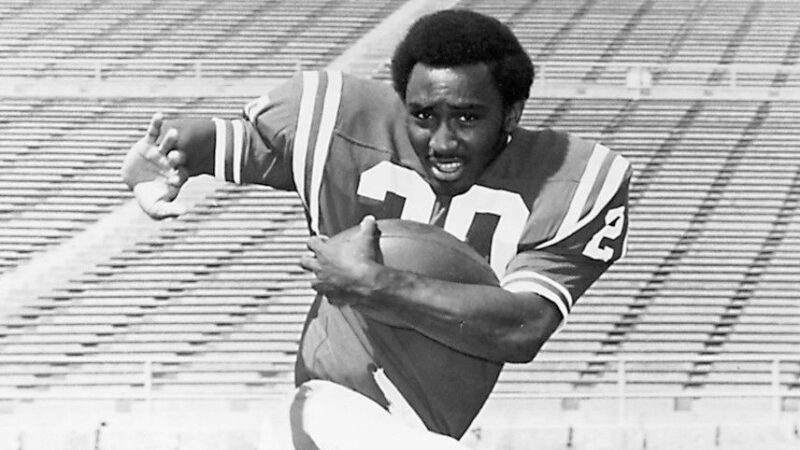 LISTEN: Johnny Rodgers, 1972 Heisman Trophy winner, discusses his playing days, today's game, Nebraska and more