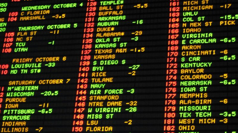 WNSP Sports Betting Hub – Weekly picks by Dave Schultz, Stephen Root and Bruce Marshall from The Gold Sheet
