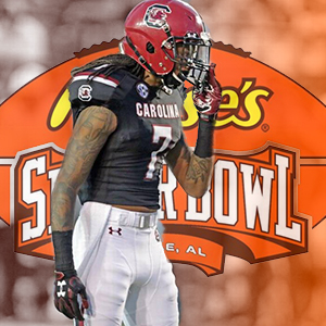 King one of five Mobile natives named to 2018 Senior Bowl