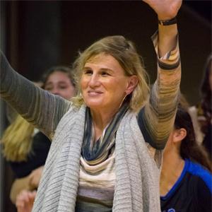 LISTEN: Bayside Volleyball Coach Ann Schilling on Prep Spotlight