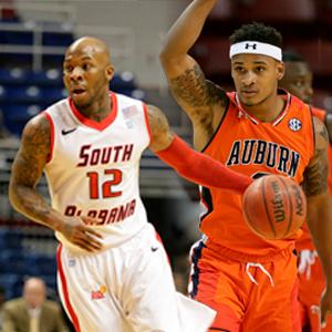 Auburn Basketball to play at South Alabama