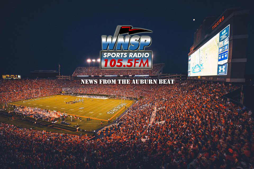 WNSP interview with Mark Muprhy from Inside the Auburn Tigers!