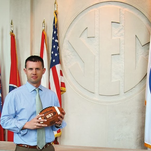 WNSP interview with SEC Director of Communications, Chuck Dunlap