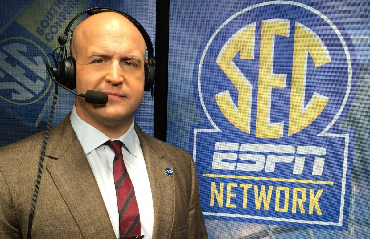 WNSP interview with the SEC Network's Cole Cubelic