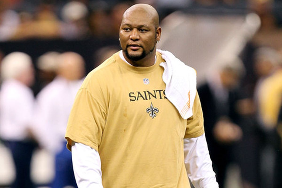 WNSP interview with Deuce McAllister!