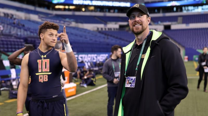 WNSP interview with Ryan Leaf! Part 2!