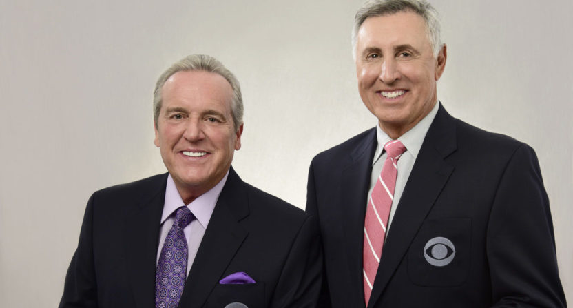 LISTEN: Gary Danielson talks SEC and other conference championship and playoffs!