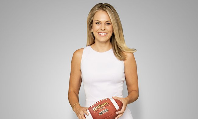 LISTEN: Jamie Erdahl from SEC on CBS shares her sideline perspective on SEC football!