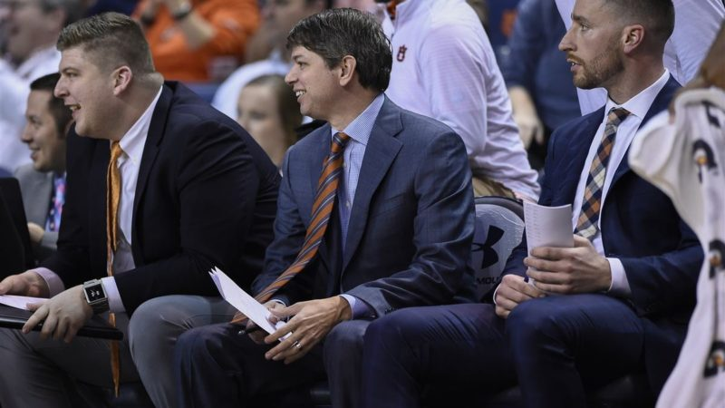 WNSP interview with Auburn's Director of Operations, Chad Prewett!