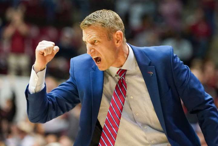 Get to know Nate Oats as he makes his WNSP debut!