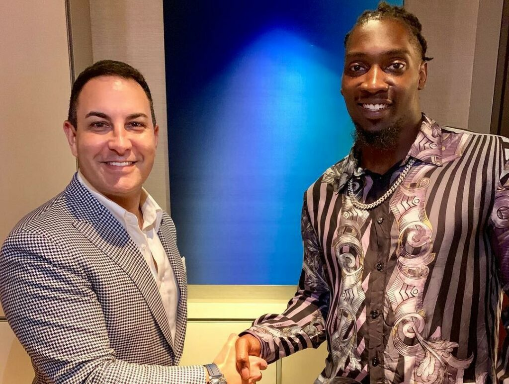 LISTEN: David Canter from DEC Management gives an agent's perspective on COVID-19 and it's impact on his NFL clients!