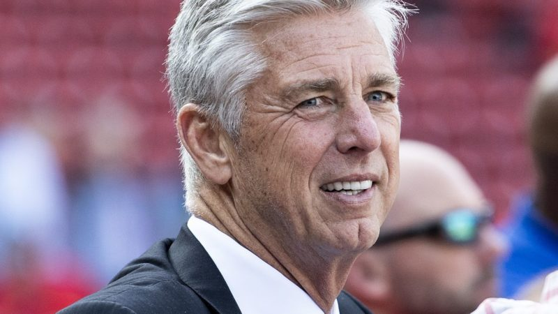 LISTEN: Long-time MLB executive, Dave Dombrowski talks about his time in the league and trying to bring a team to Nashville!