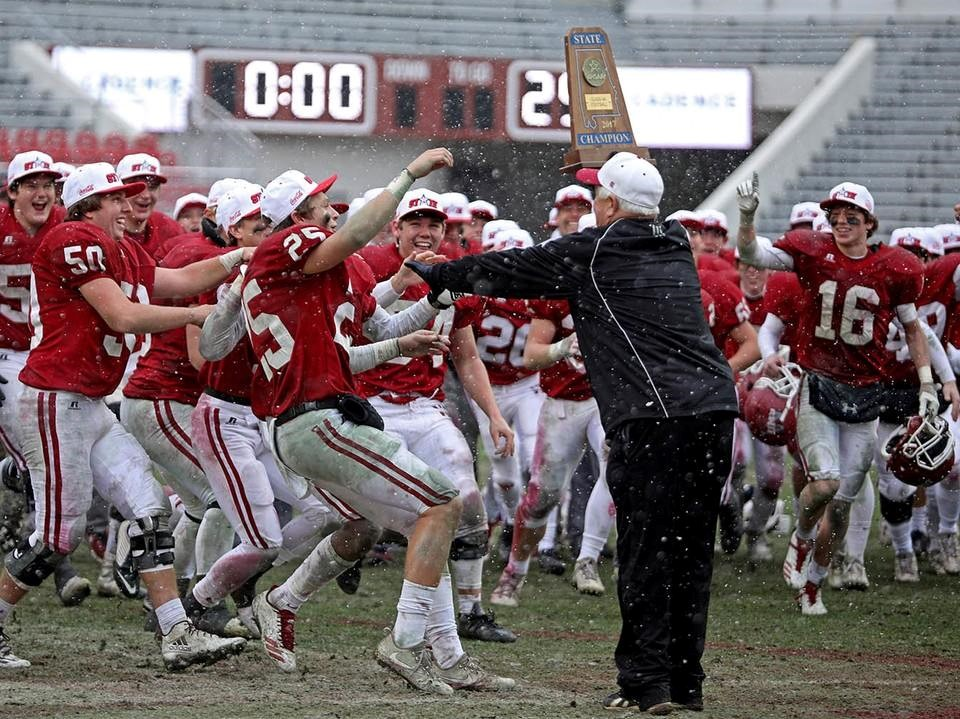 Results from the second round of high school football playoffs and interviews with winning coaches!